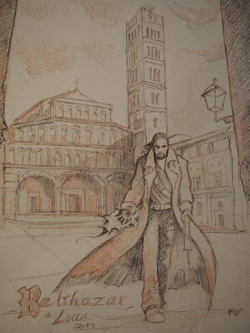Balthazar a Lucca