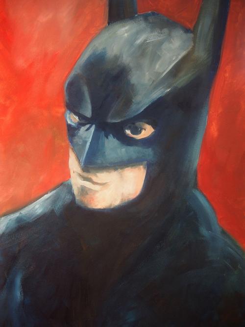 L'uomo pipistrello