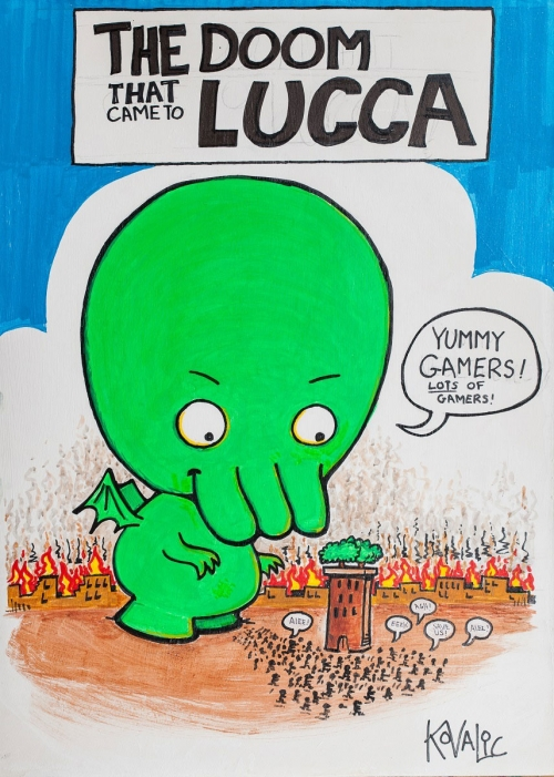 The Doom That Came To Lucca