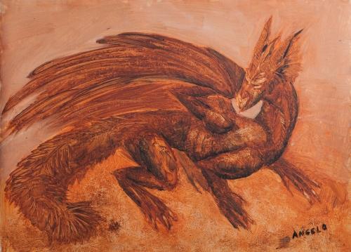 Lulyan Dragon