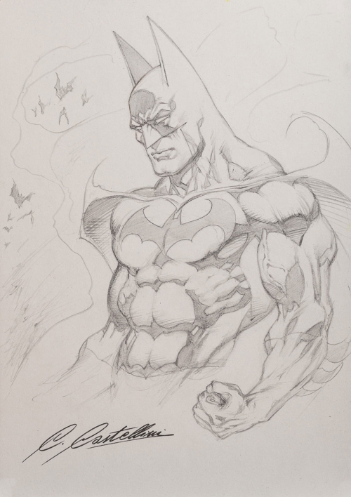 Batman anatomia