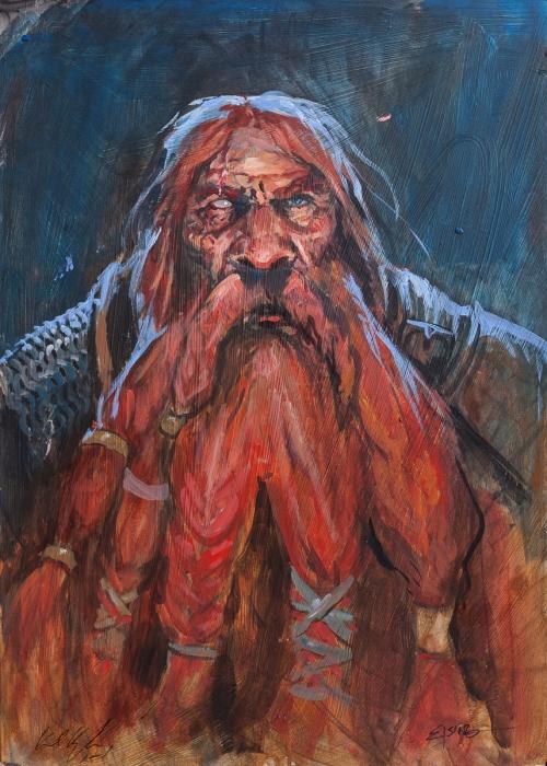 Jespinski the Dwarf