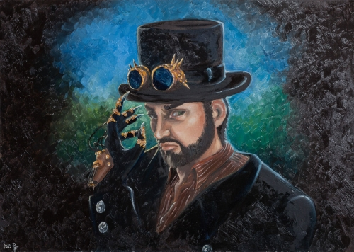 Victor Steampunk