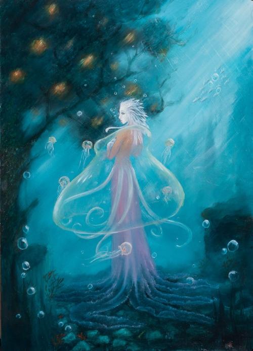 Il giardino delle meduse