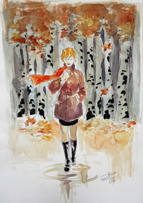 Giorni d'autunno
