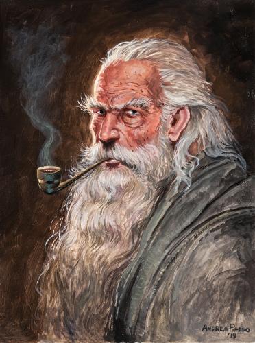 Andrea Piparo - Gandalf - l'ombra del passato