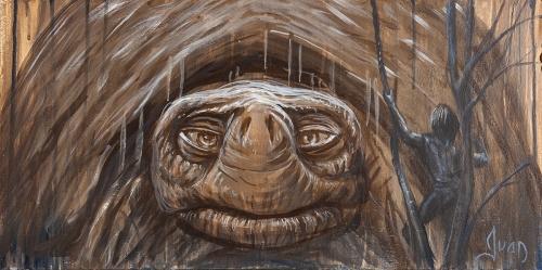 Morla, la tartaruga millenaria