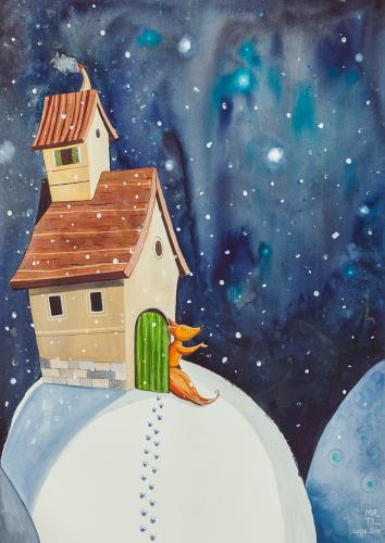 Un Inverno Freddo Freddo