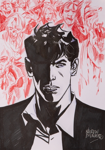 Dylan Dog e gli zombies