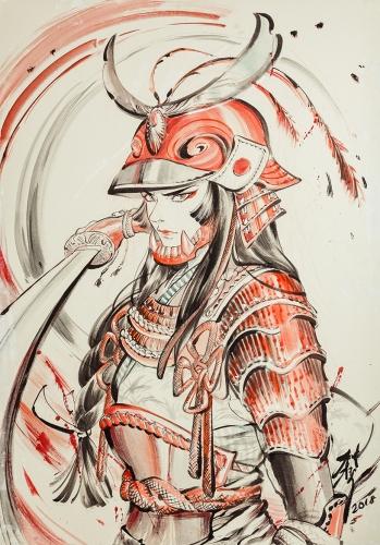Aka Samurai